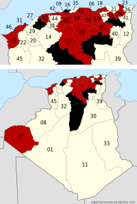 Swine flu deaths in Algeria