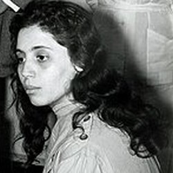 Djamila Bouhired Young